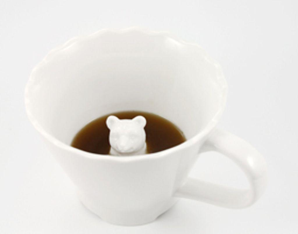 Vous prendrez bien une petite tasse de thé ?