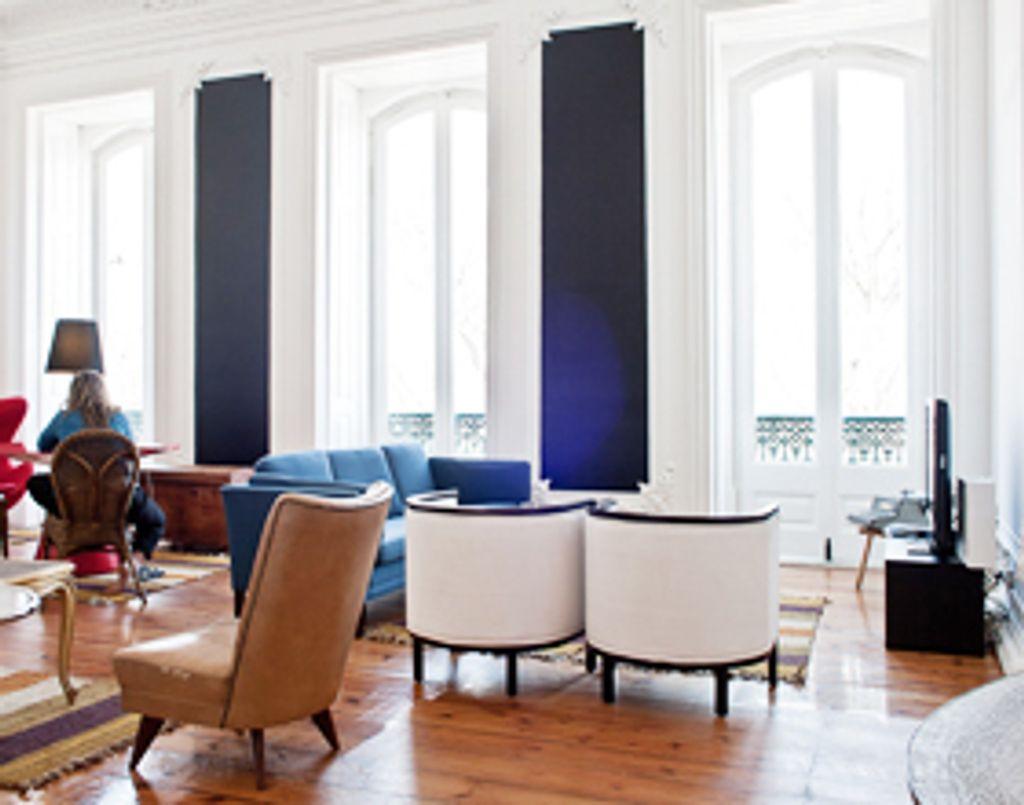 Bem-Vindo à l'hôtel The Independente de Lisbonne !