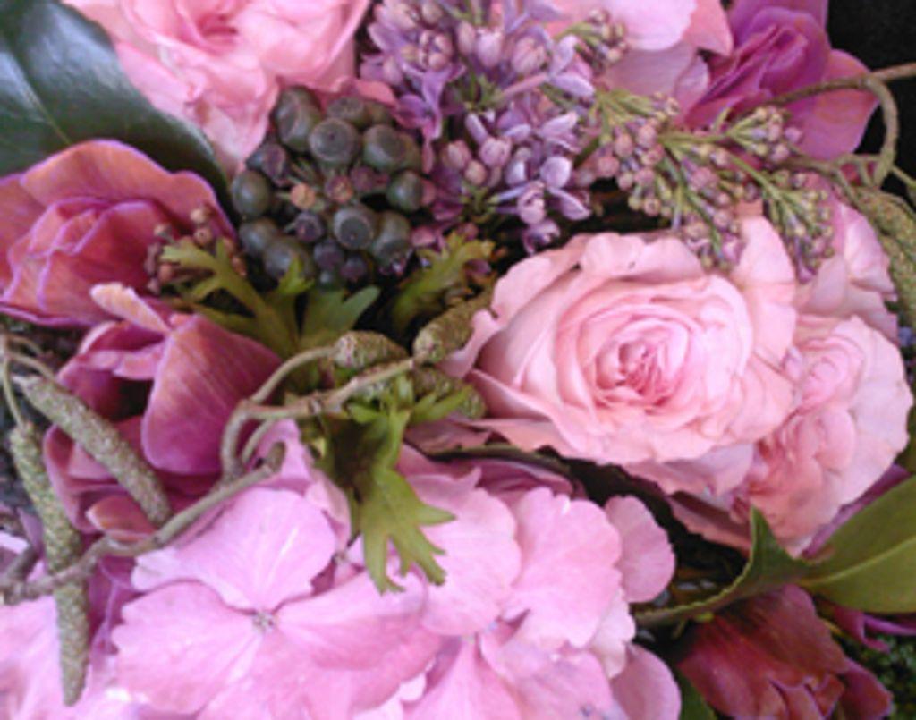 Je m'offre un cours d'art floral
