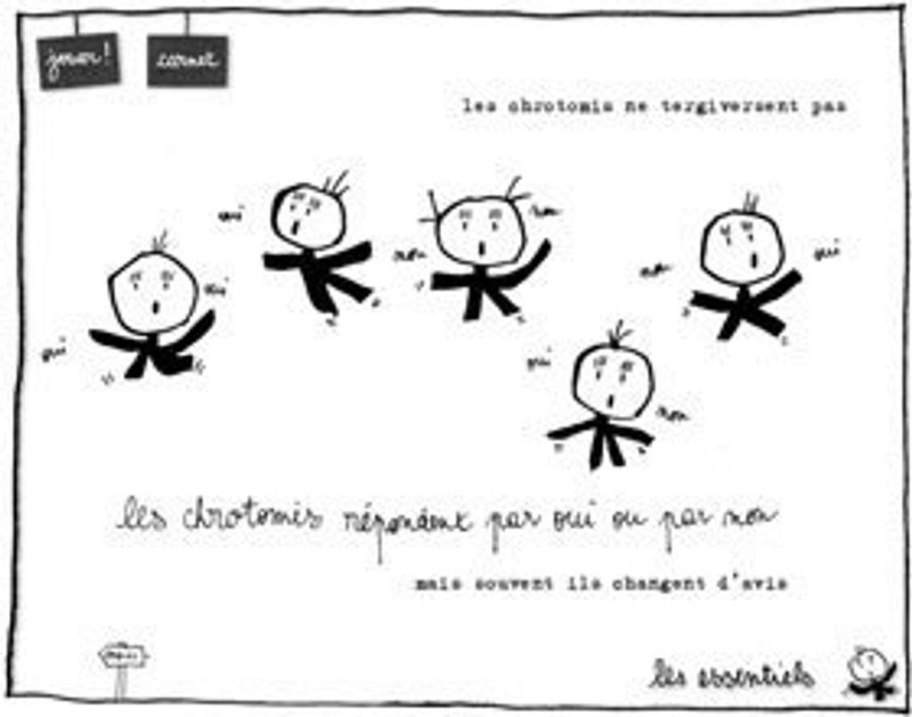 Le blog des Chrotomis