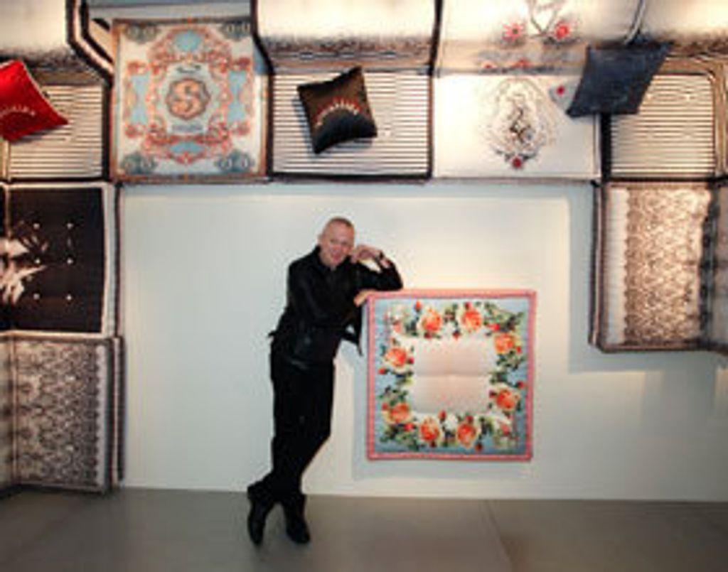 Des meubles Jean Paul Gaultier chez moi, c'est possible !