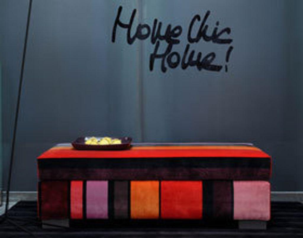 Home Chic Home, la collection maison de Sonia Rykiel