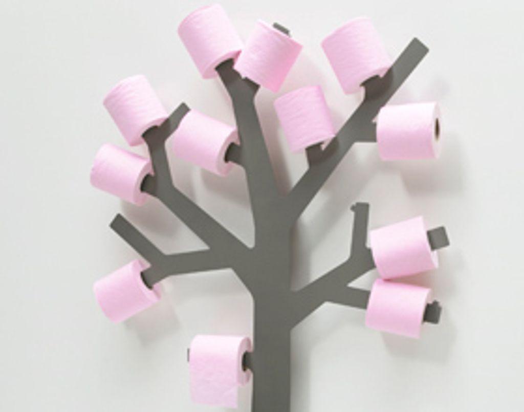 Exclu: le papier toilette pousse sur des arbres!