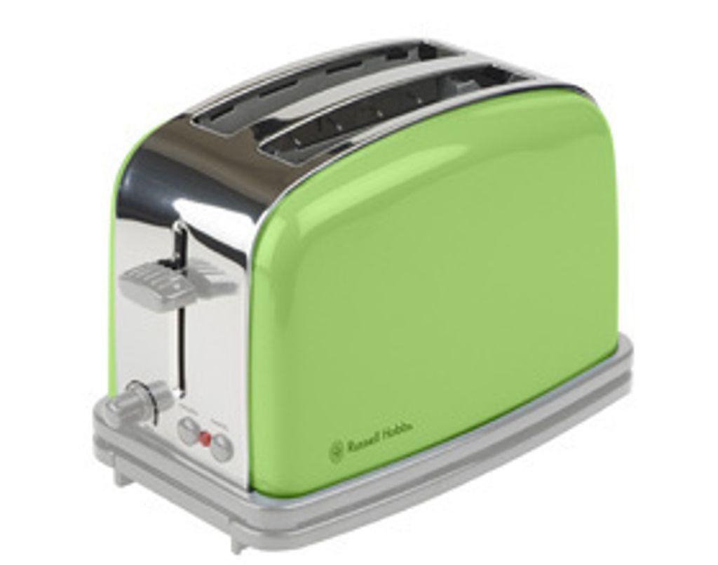 Mon toaster enfile ses habits d'été...