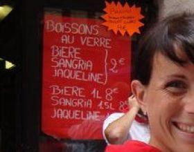 La Jacqueline, reine des ferias...