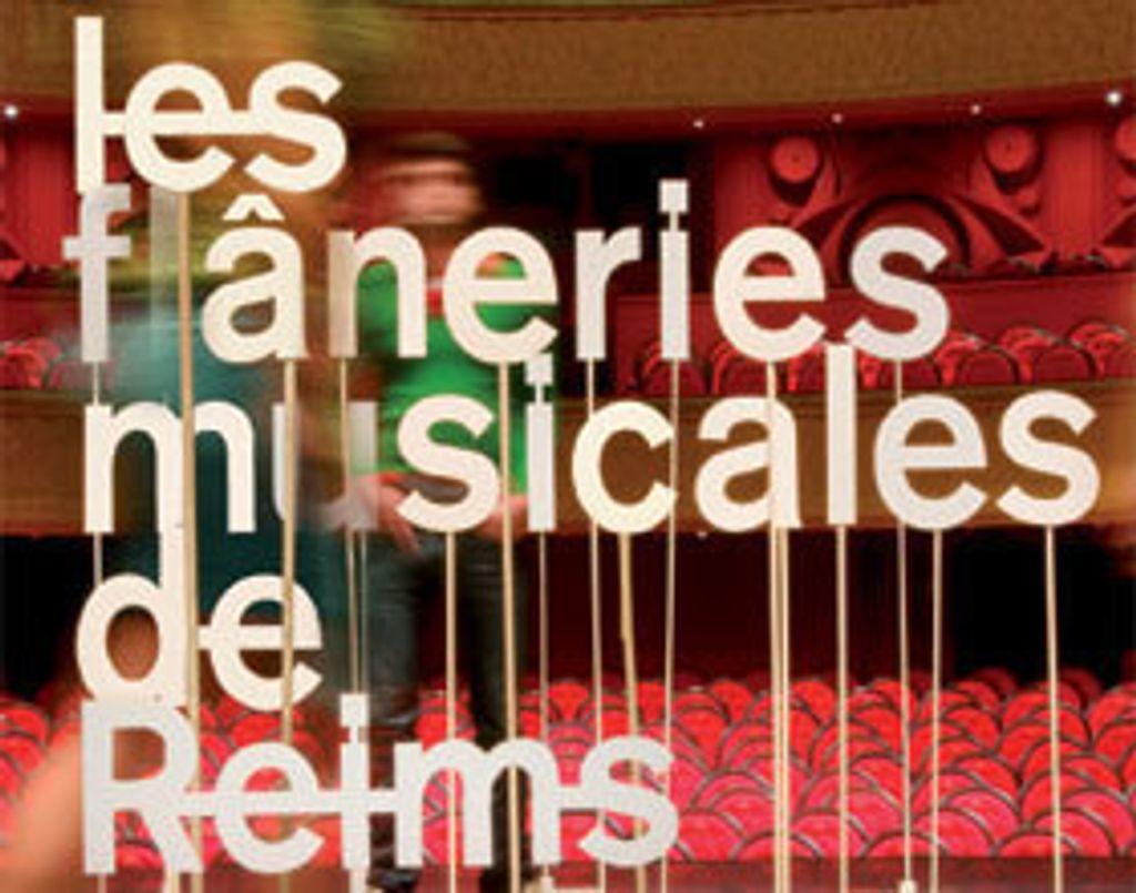 Du 19 juin au 3 août, flânez avec la musique à Reims