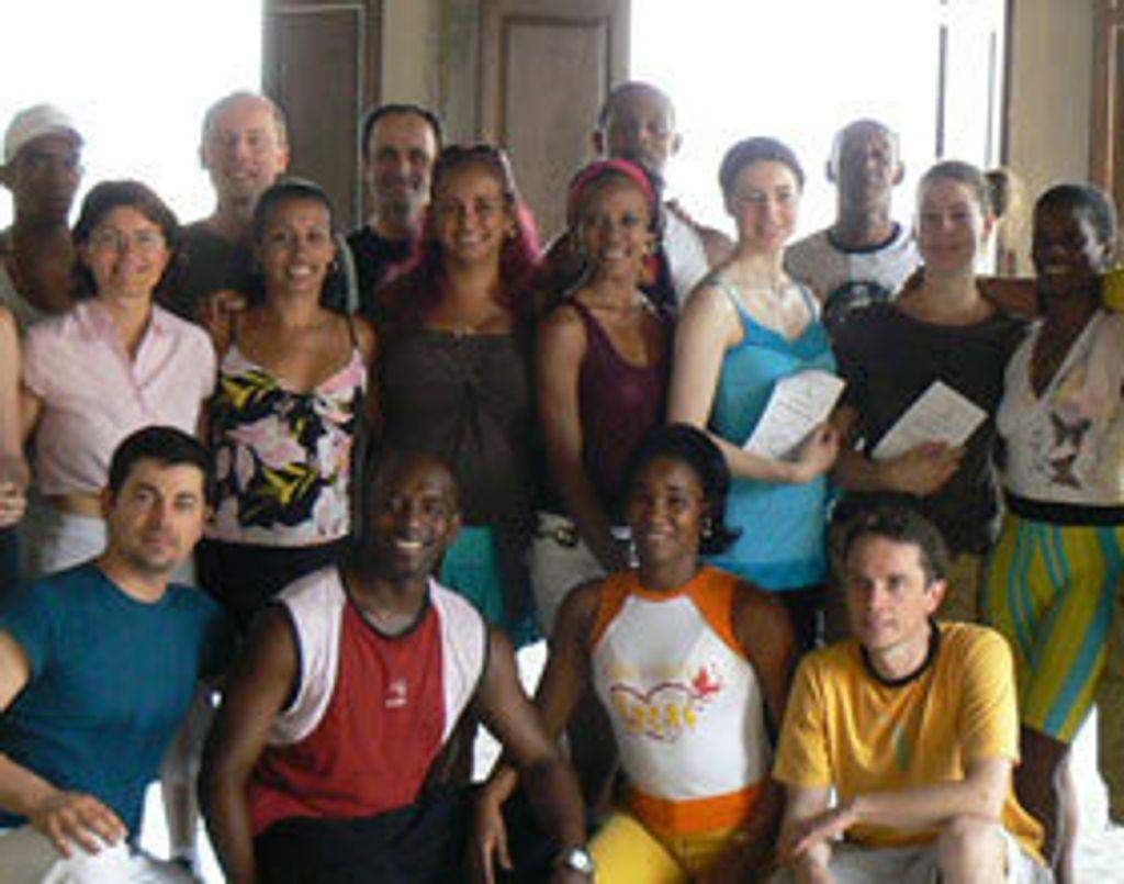 Cuba Dancing
