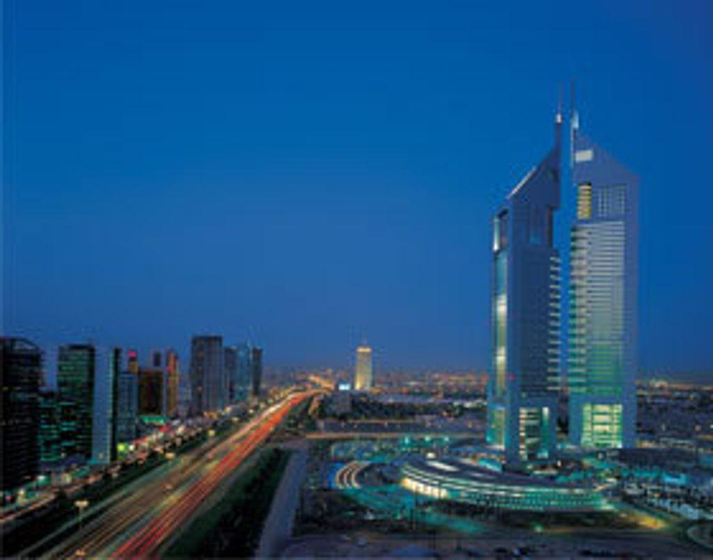 Noël sous le soleil de Dubaï