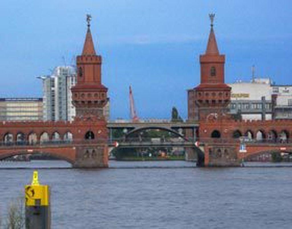 Visite guidée à Berlin