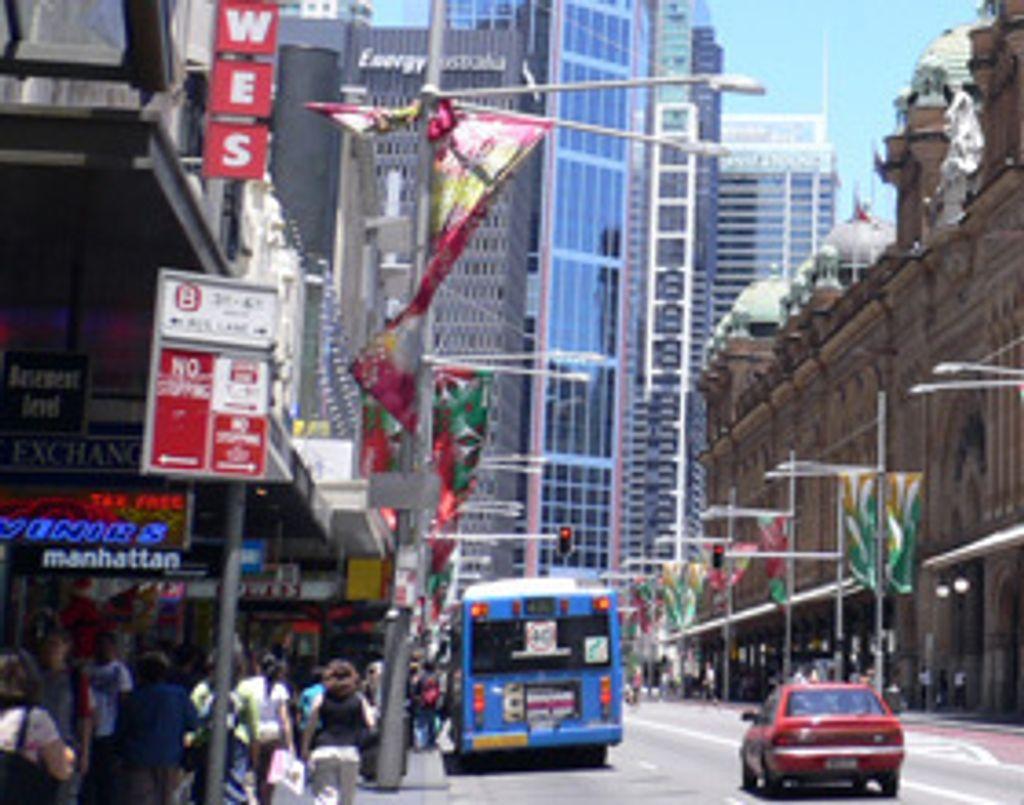 Mon séjour fashion à Sydney