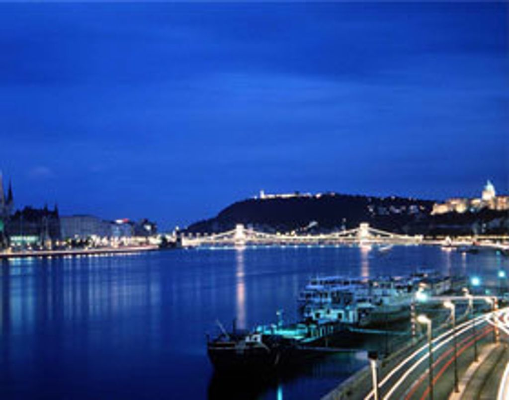 Budapest : un réveillon impérial