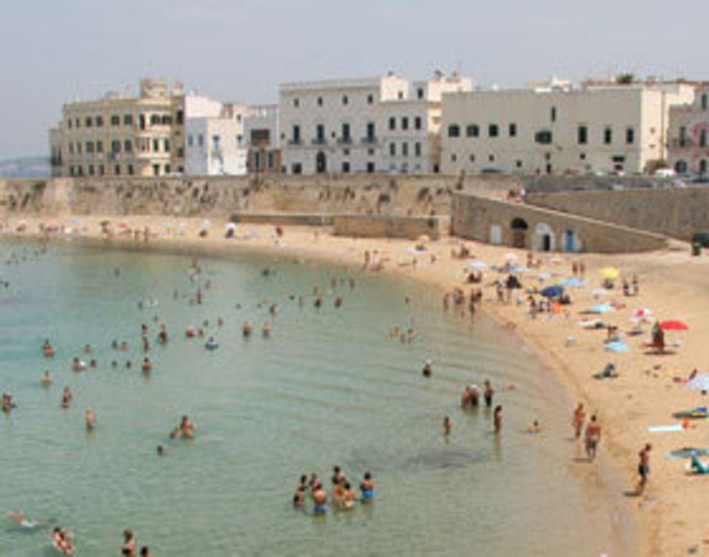 Dolce vita à Bari