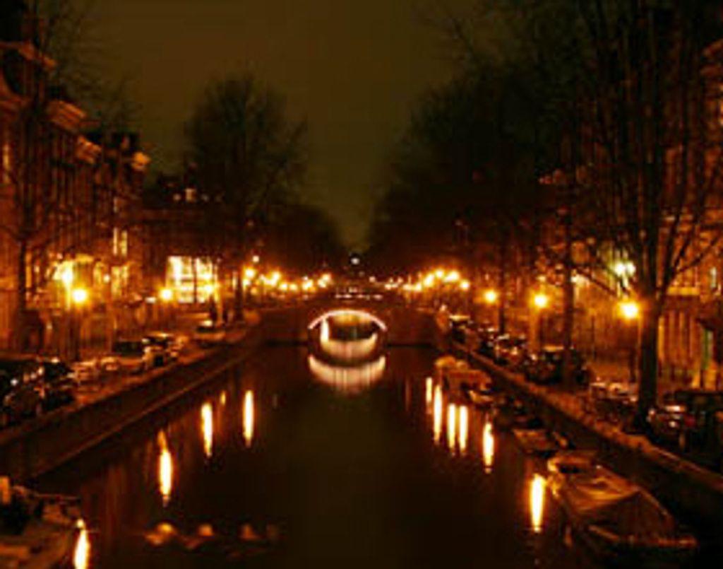 Un réveillon branché... Et pourquoi pas Amsterdam ?