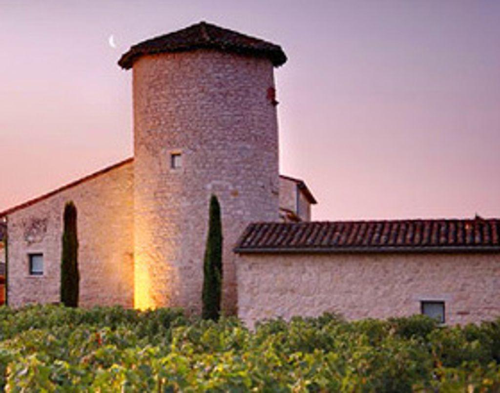 Mon château dans les vignes
