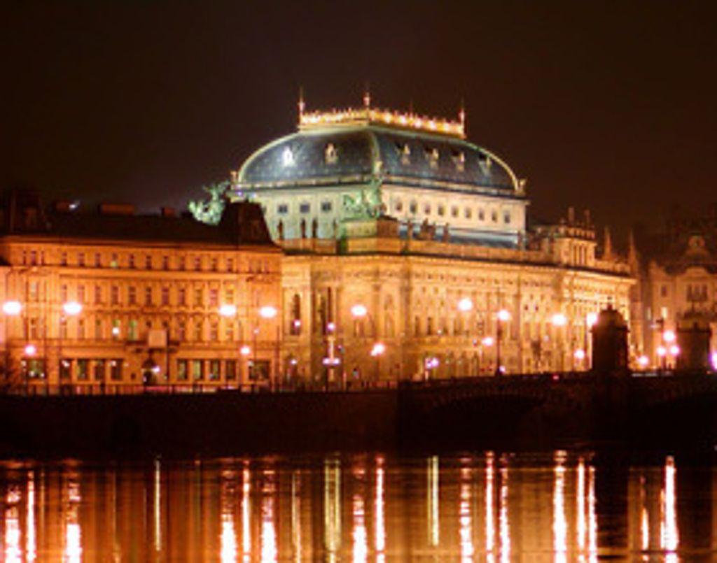 Nuits magiques à Prague