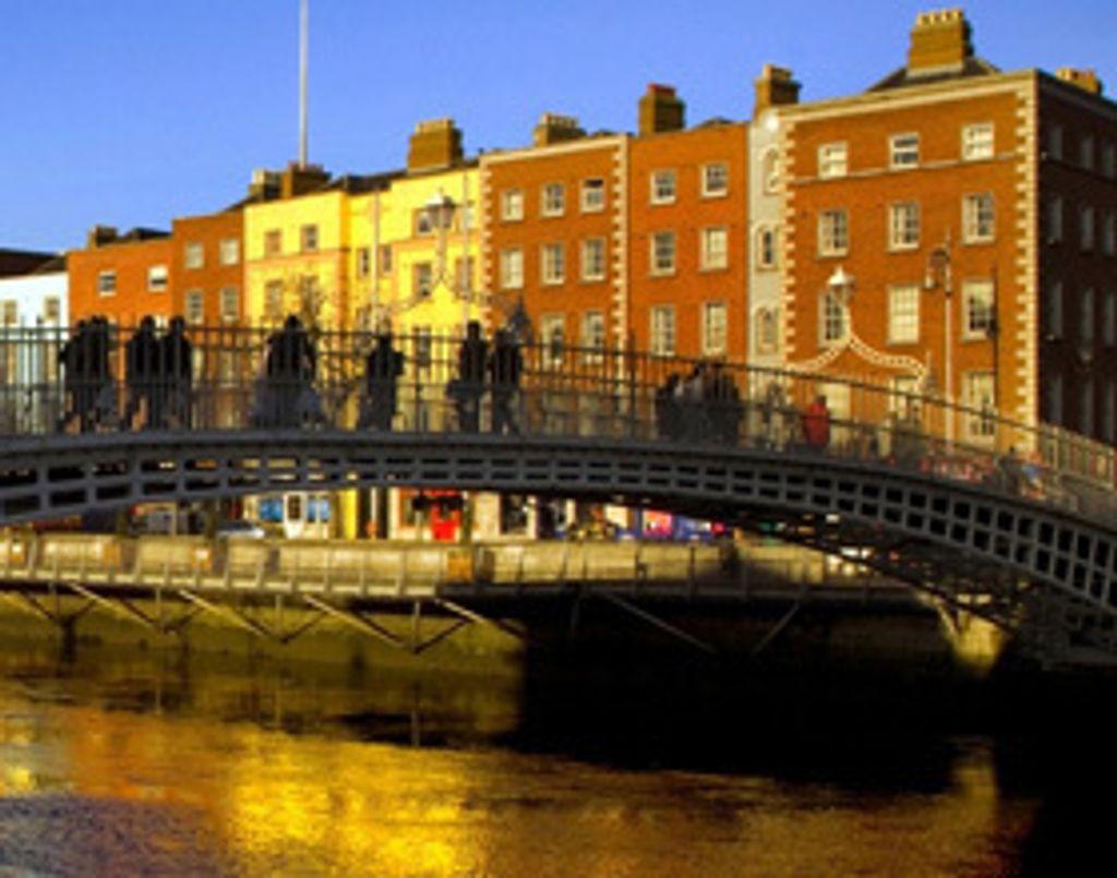 Pause urbaineen Irlande