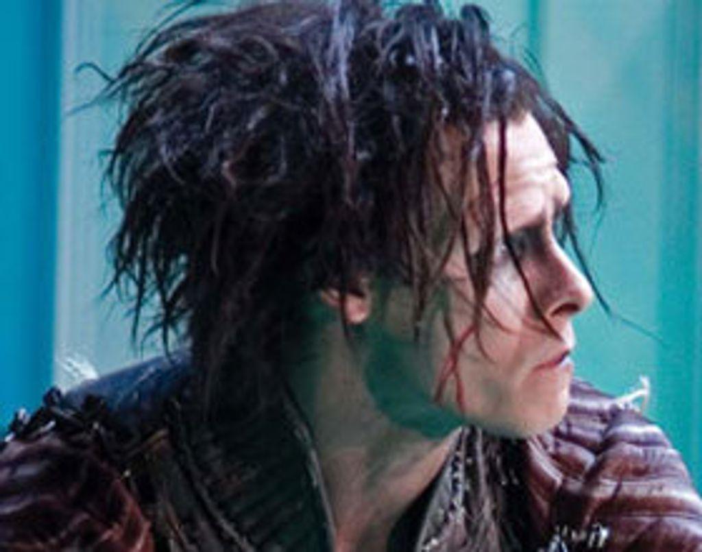 Edward aux Mains d'Argent: Johnny Depp et moi