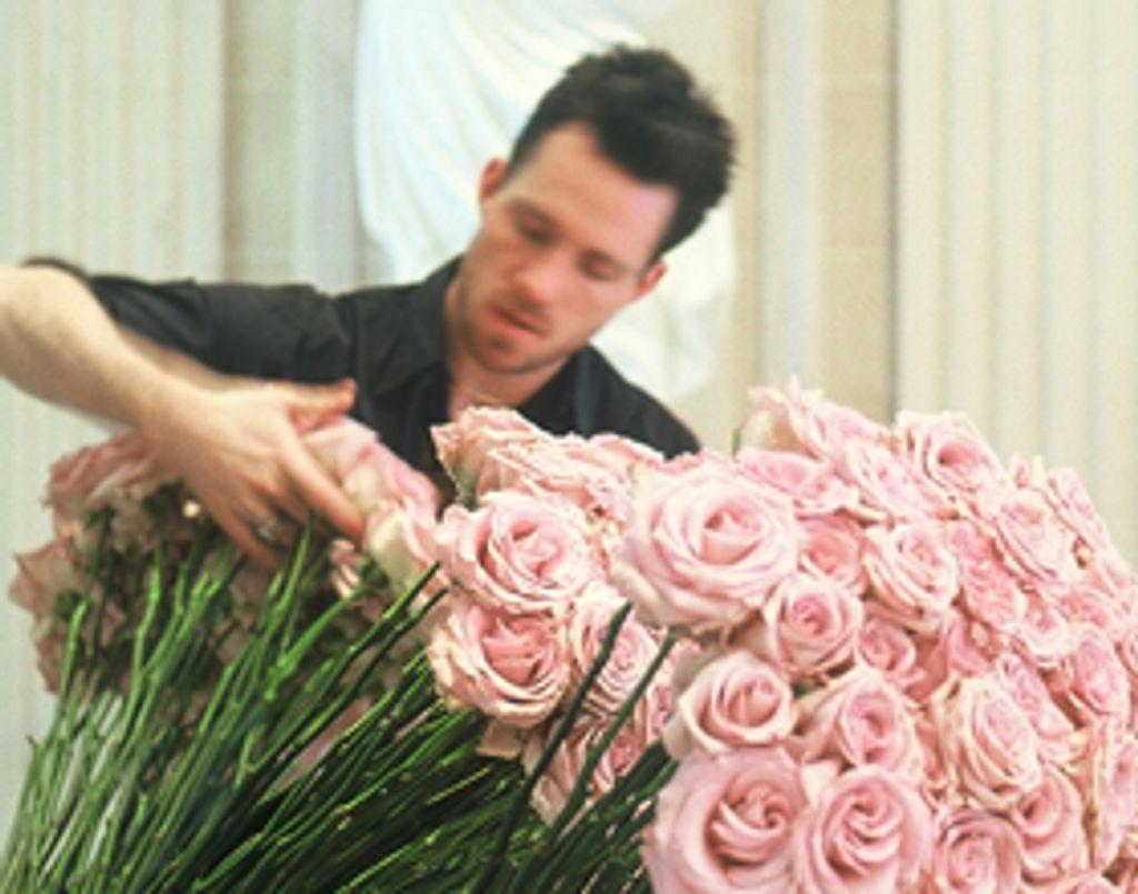 Jeff Leatham : portrait du designer floral du George V