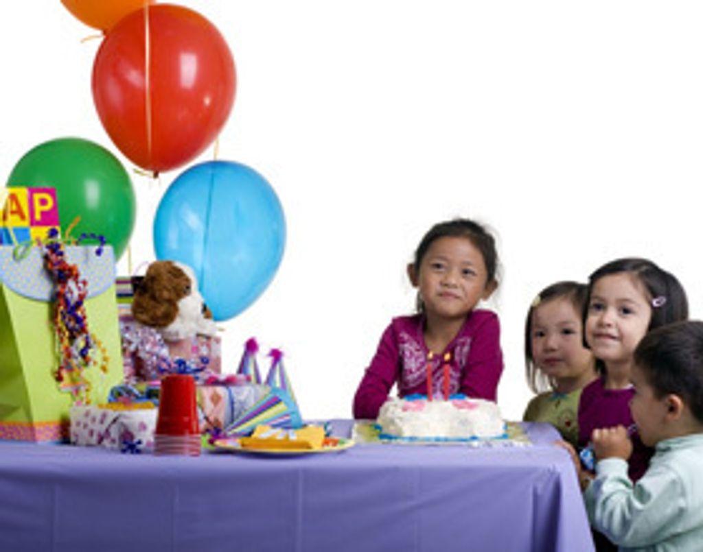 Goûters d'anniversaire, la fête sans prise de tête