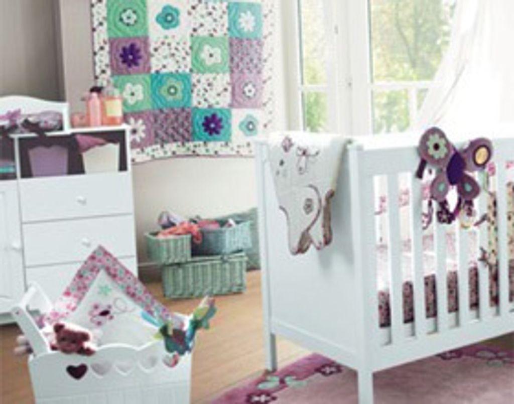 Bébé aussi a le droit à une chambre déco !