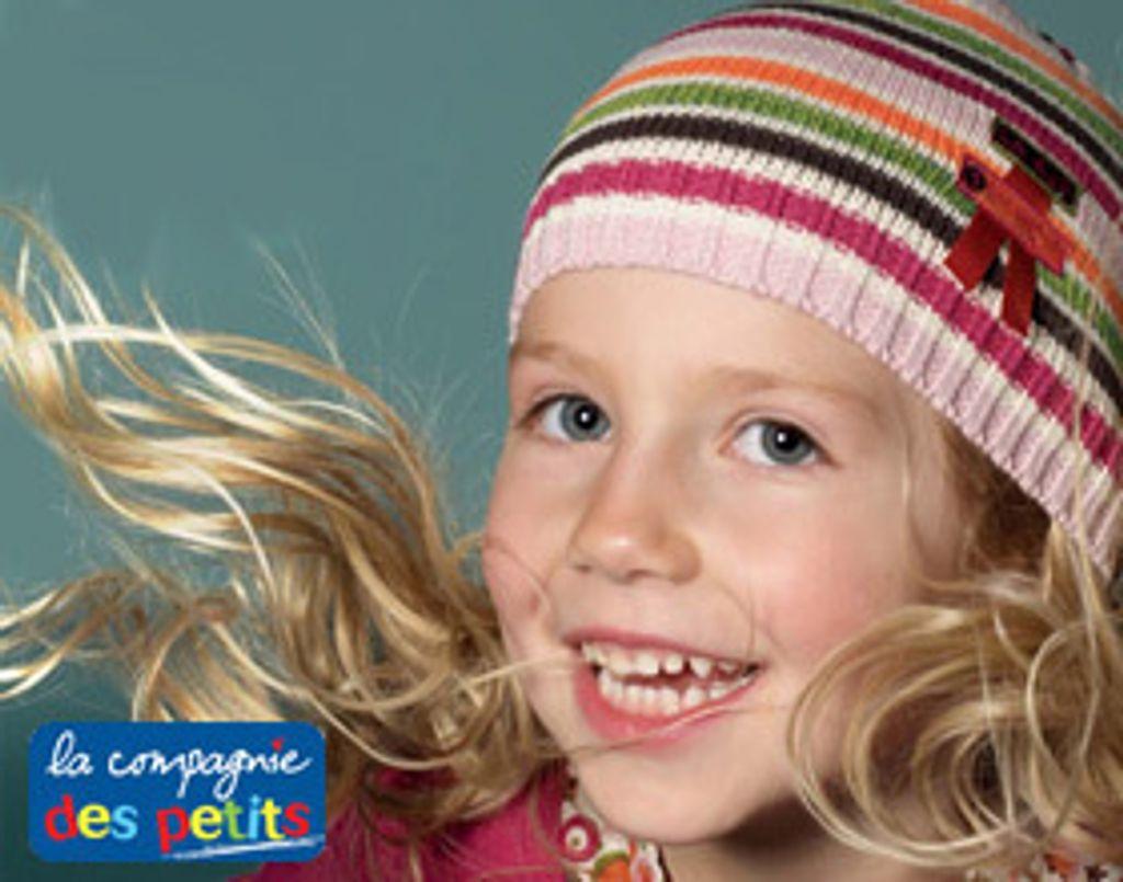 La Compagnie des Petits habille vos bouts d'choux de la tête aux pieds avec des modèles hauts en couleurs