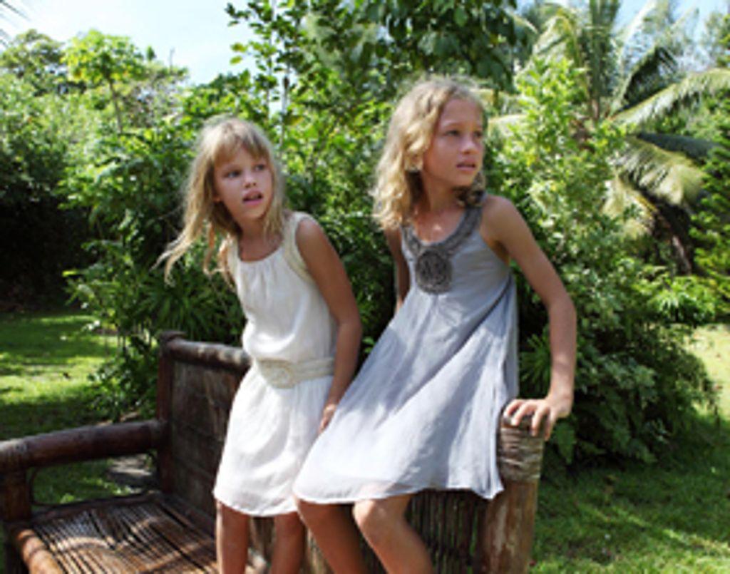 Avec Dino e Lucia, j'habille ma fille en princesse moderne !