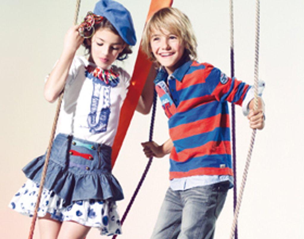 La mode enfants printemps-été 2011 en 20 contes célèbres
