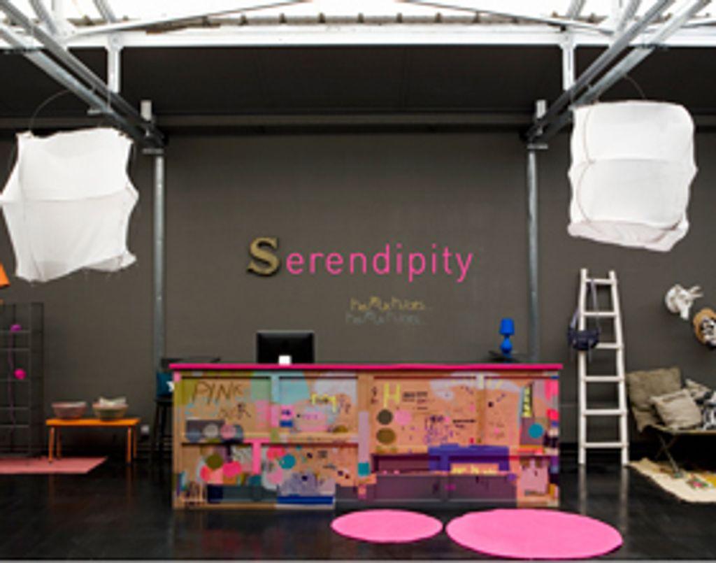 Coup de coeur pour la boutique Serendipity
