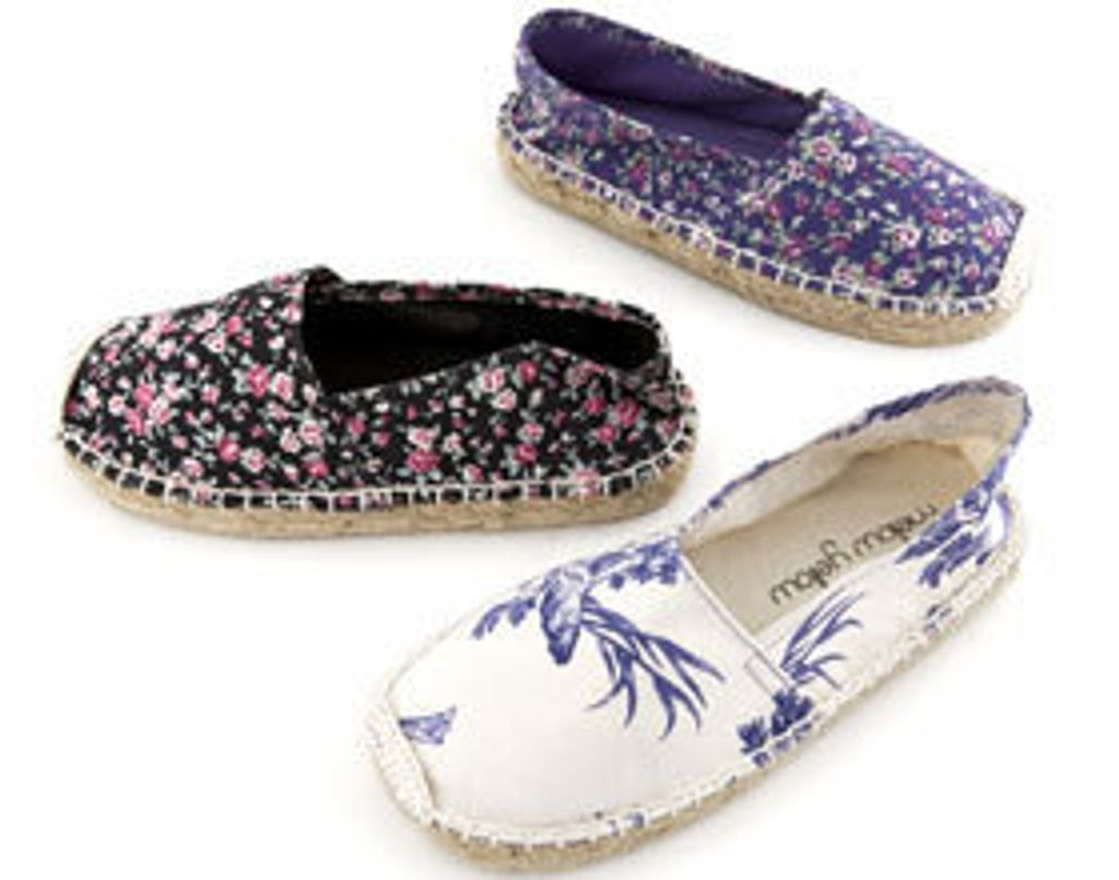 Enfin des chaussures Mellow Yellow pour petites filles !