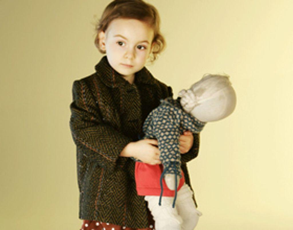 La mode, c'est aussi pour les enfants !