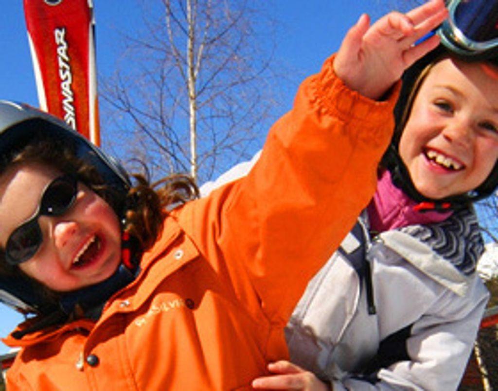 Partir au ski avec bébé !