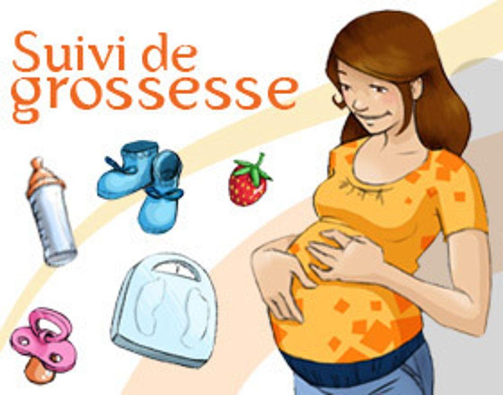 Suivi de grossesse : inscrivez-vous !