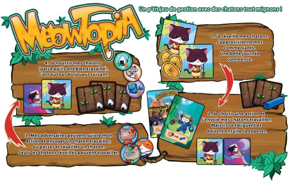 A partir de 10 ans : Meowtopia - Partie 2 : Top des jeux de société pour les 7-12 ans - ElleAdore