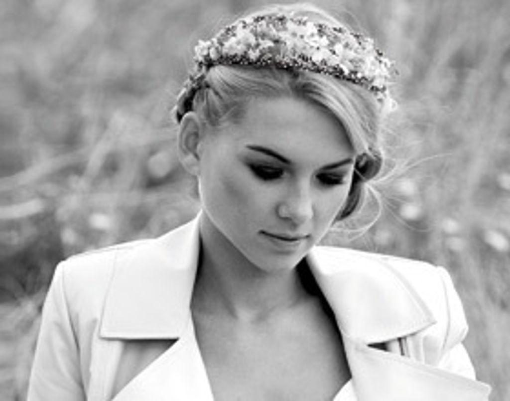 Un bijou de cheveux pour mon mariage !