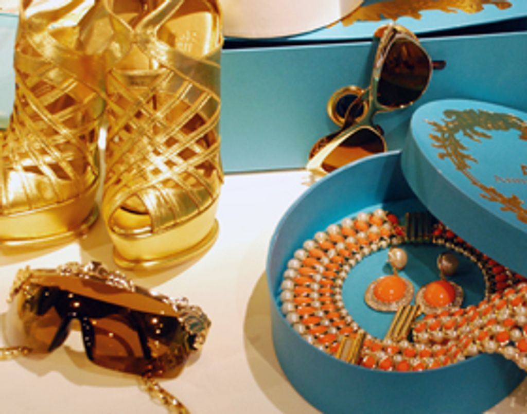 Collection Anna Dello Russo x H&M : mon résumé en images !