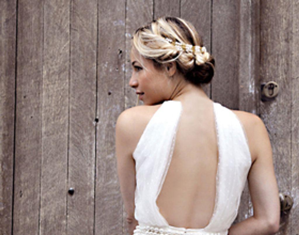 Vite, un bijou de cheveux pour mon mariage !