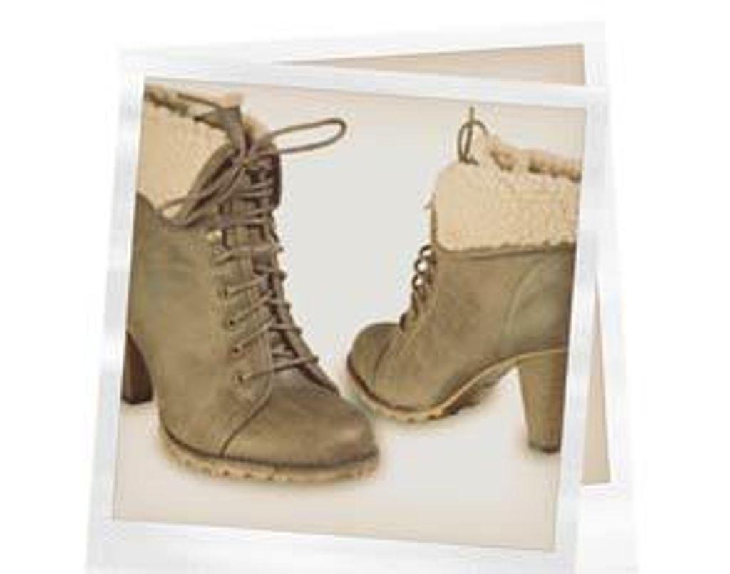 Coup de coeur mode : des hiking boots à moins de 40 euros !