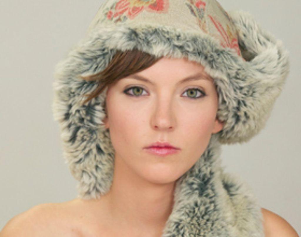 Cet hiver, mon chapeau et moi, on se la joue...