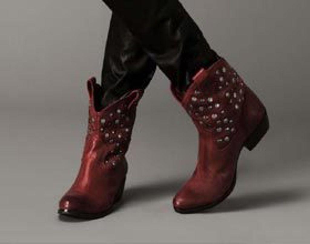 Vite, des chaussures ! Les santiags Minelli
