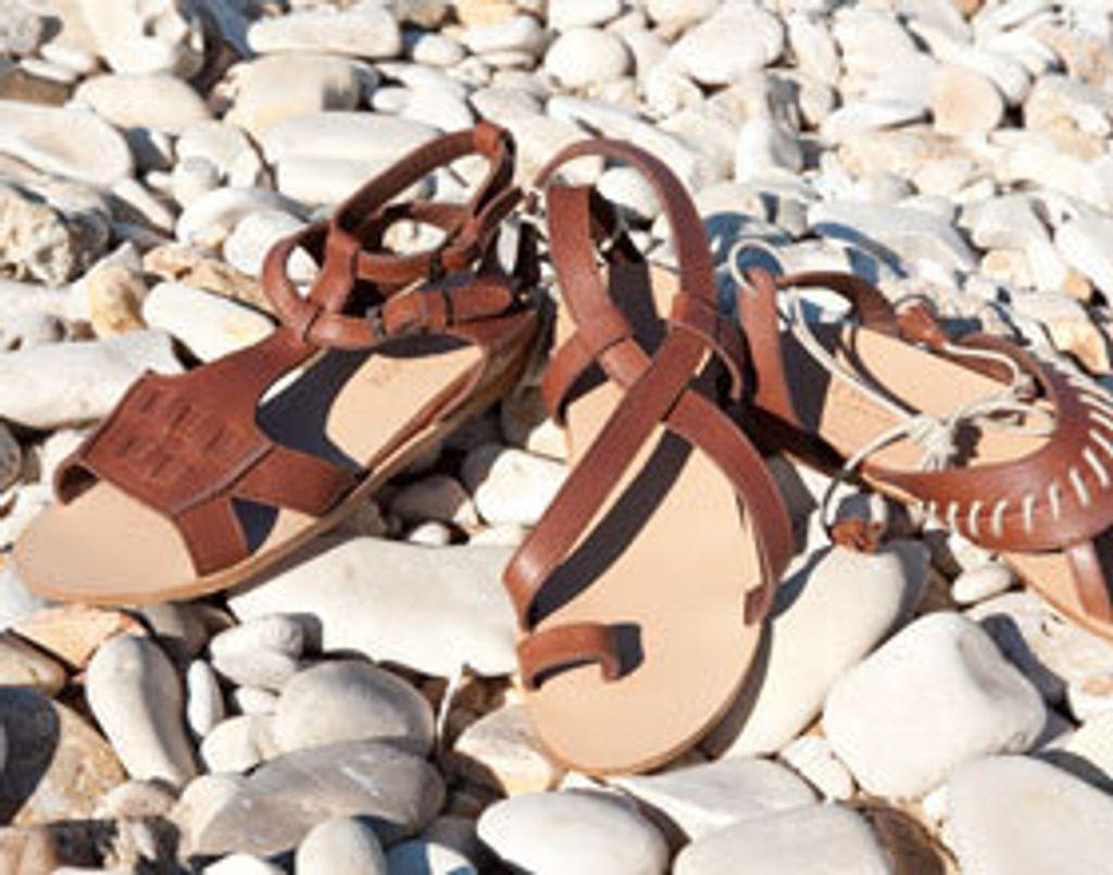 Les souliers Le Plagiste: mon addiction mode!
