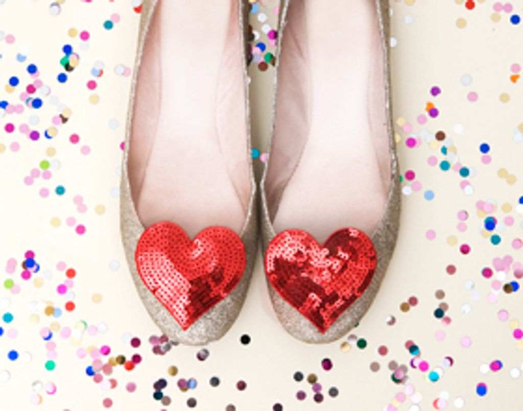 Je customise mes chaussures avec des clips fa-bu-leux !