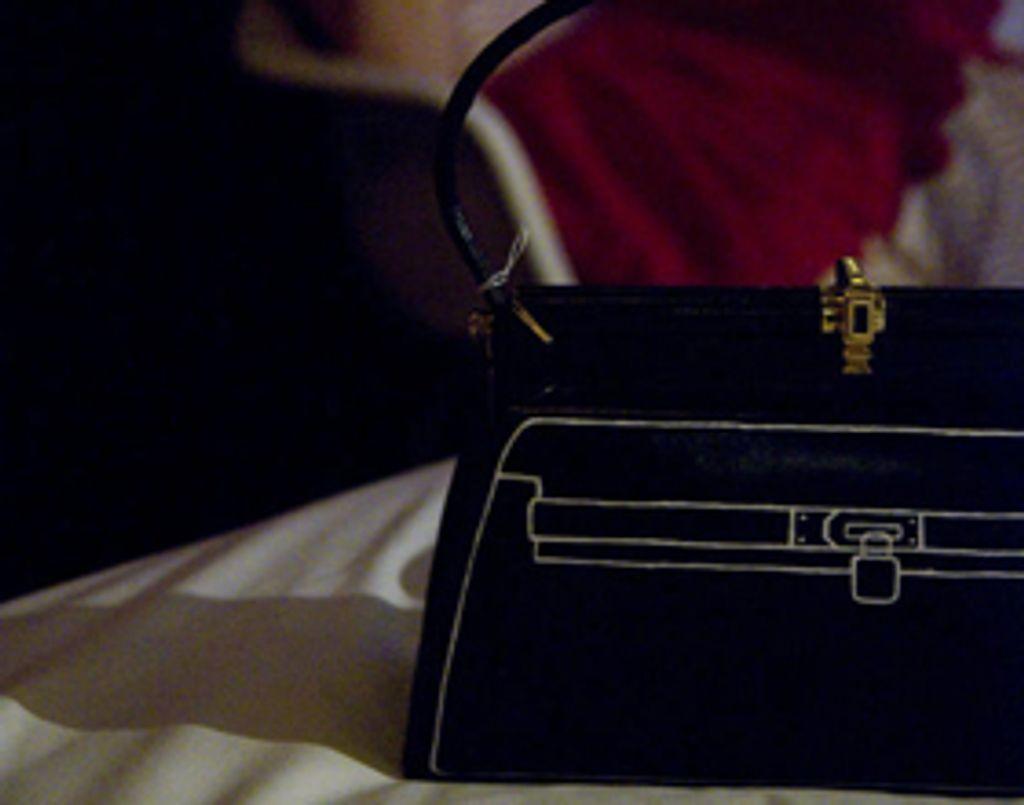 Les sacs Arty d'Eveline