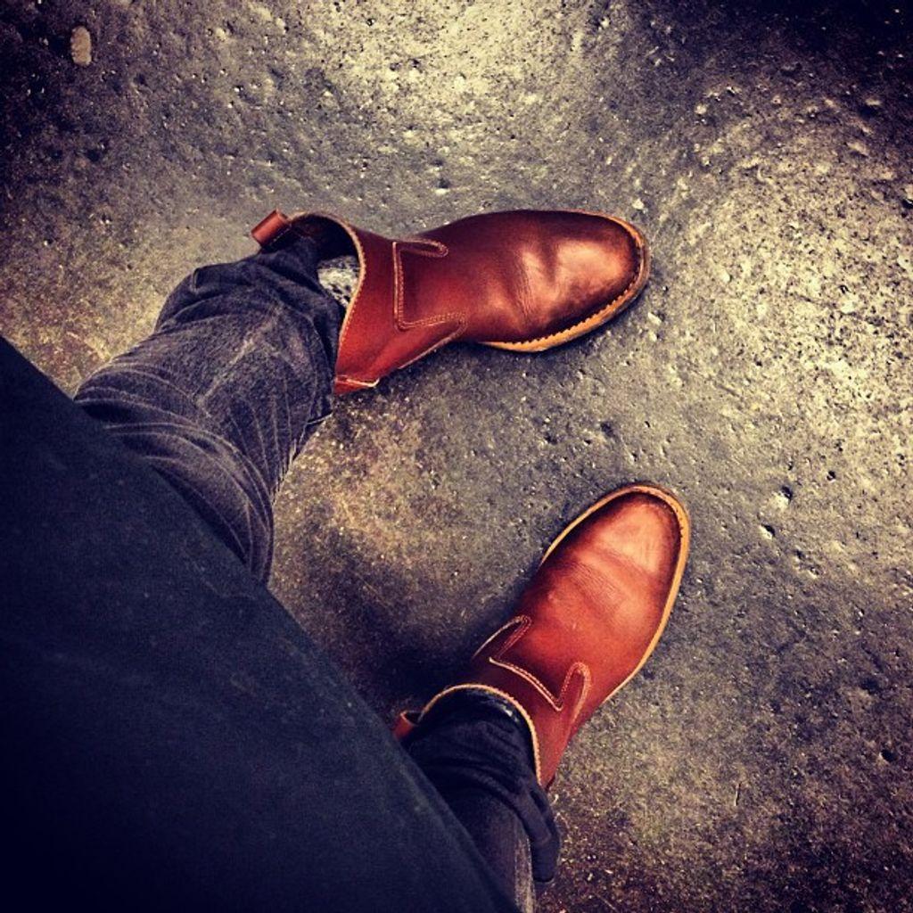 Les chaussures : mon antidépresseur !