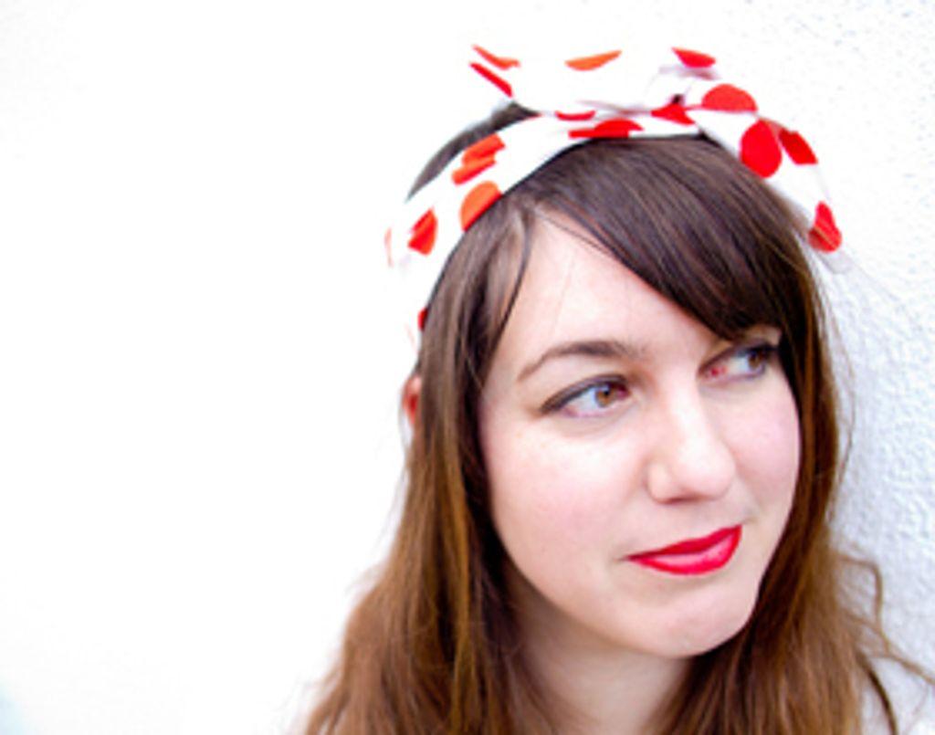 """DIY : mon headband à """"tortiller"""""""