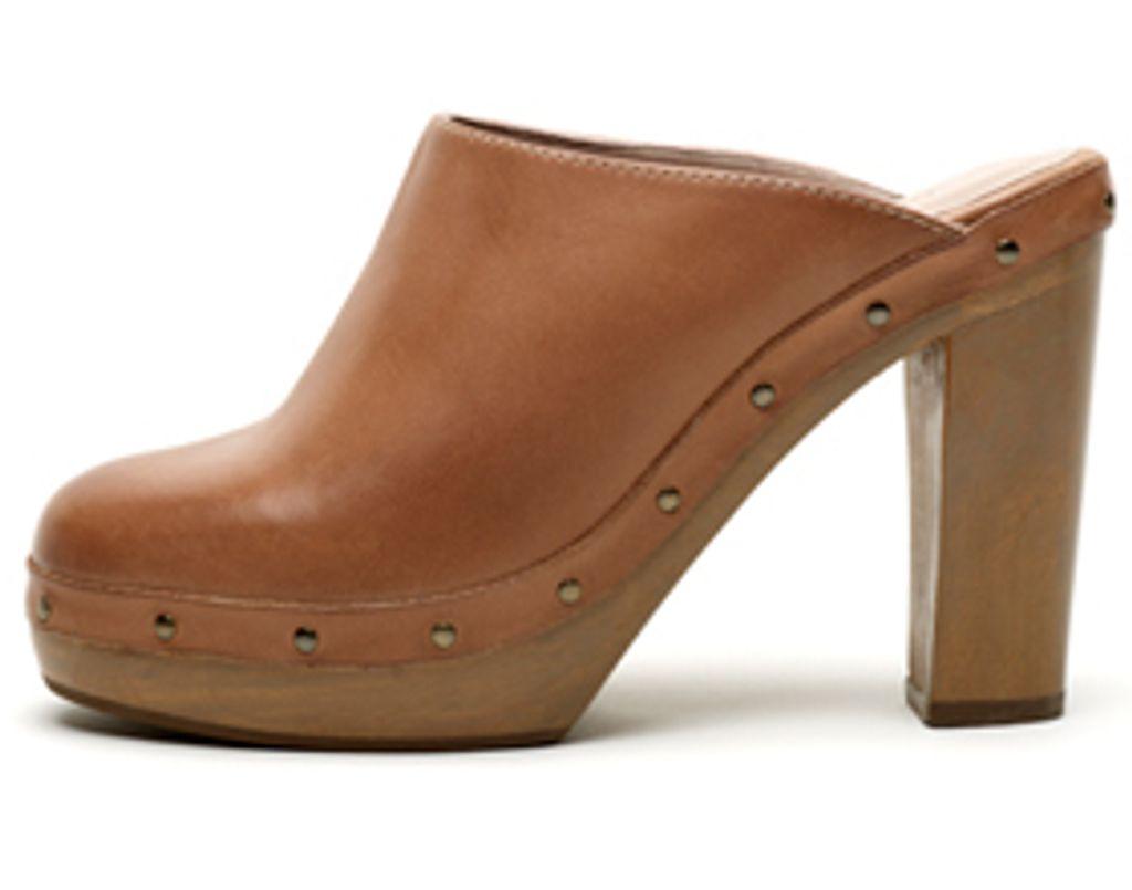 Vite, des chaussures ! Les sabots Gérard Darel