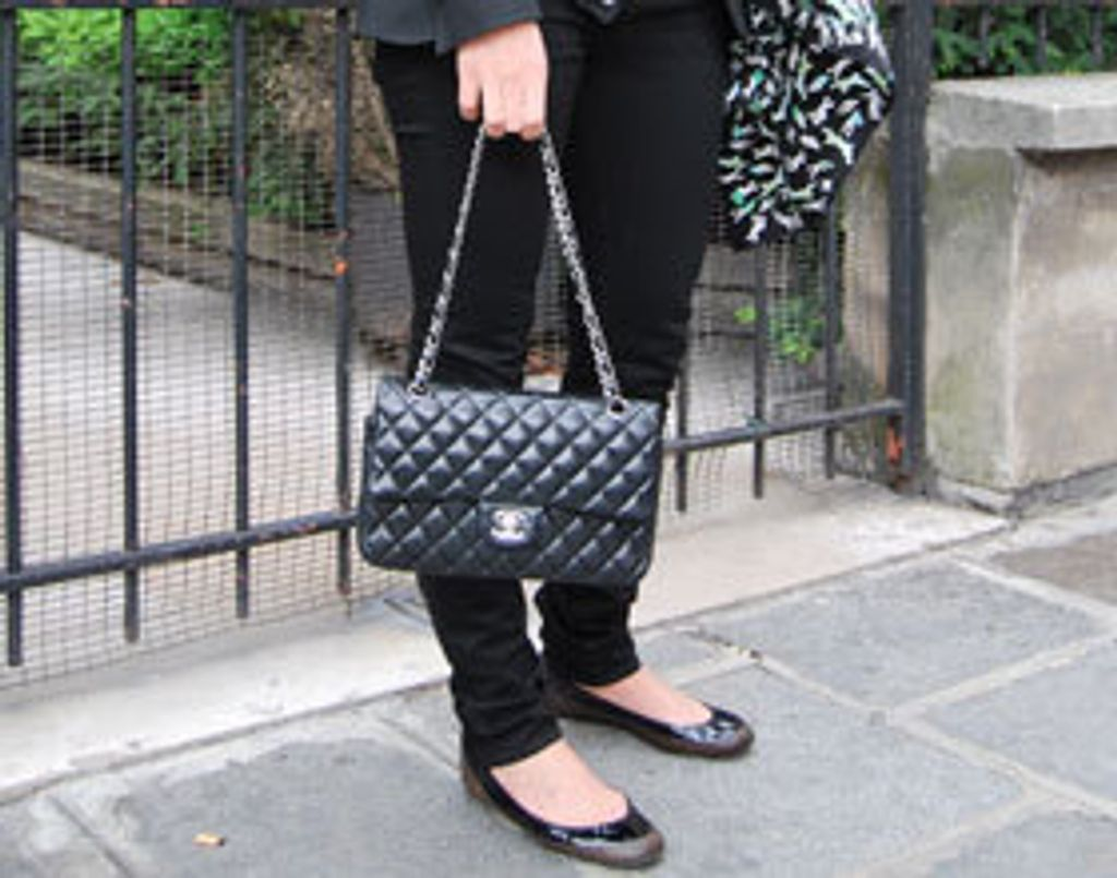 Streetstyle : l'indémodable sac Chanel