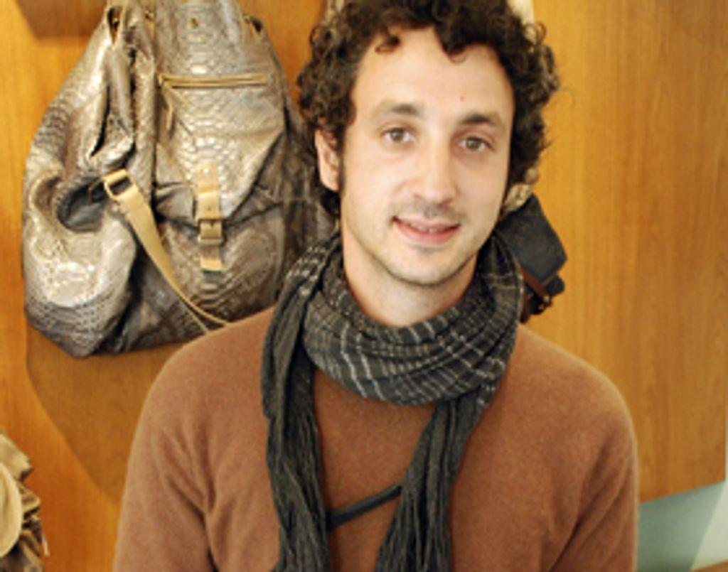 Rencontre avec le créateur de sacs Jérôme Dreyfuss