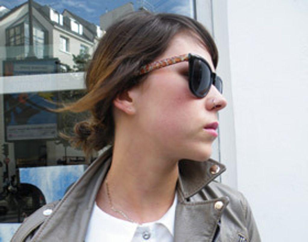 Streetstyle : jamais sans mes lunettes de soleil !
