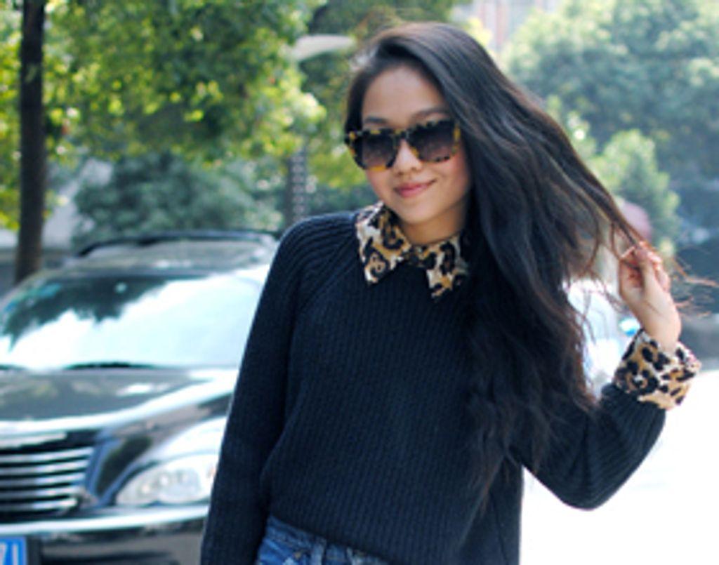 Interview : A Shanghai avec Meijia S du blog mode Meijias.blogbus.com