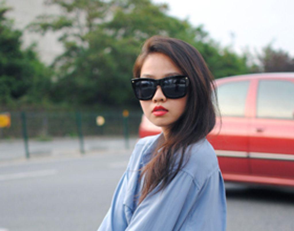 Chine : la mode réveille la rue !